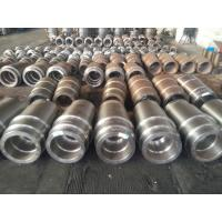 Hot Forged 42CrMo4 4140 1.7225 SCM440 Forged Shaft Step Hollow Shaft  / Gear Blnaks Manufactures