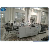 China CPVC Plastic Pelletizing Machine Granulating Line , CPVC Granules Production Line on sale