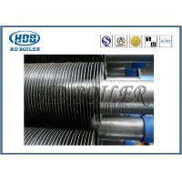 Compact Structure Carbon Steel Boiler Fin Tube / Heat Exchanger Fin Tube Manufactures
