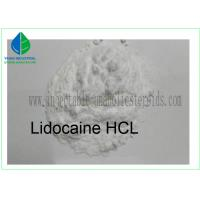 99% Purity Local Anesthetic Drug Lidocaine Hcl Lidocaine Hydrochloride Powder Manufactures