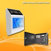 Dual Eyes Scanning Iris Access Control System TFT Touch Screen With Large Memory Manufactures
