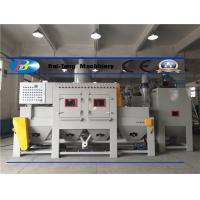 Mobile Phone Shell Automatic Sandblasting Machine Triangle Belt Conveyer Type Safe Operated Manufactures