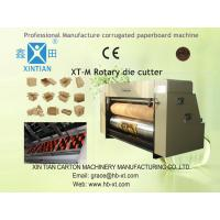 Full Automatic Corrugated Box Making Machine With Die Cutting Manufactures