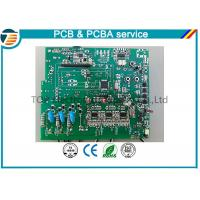 FR-4 PCB Assembly Services , Green PCB Board Multilayer Automatic Metering Reading Manufactures