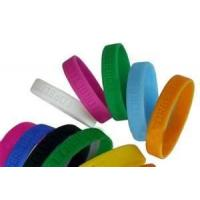 Eco-friendly Promotional ion power custom silicone bracelets  Manufactures