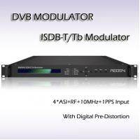 RMI9040 Digital TV headend ISDB-T/Tb Modulator Manufactures