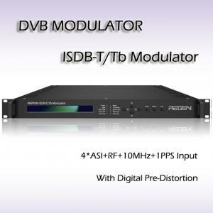 RMI9040 Digital TV headend ISDB-T/Tb Modulator Manufactures