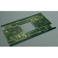FR-4 Prototype Circuit Board Assembly 6 Layers Immersion Gold Surface Treatment Manufactures