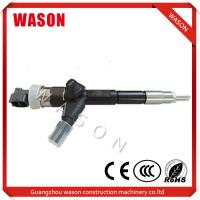Denso Common Rail Injector 095000-5550 9709500-555 0950005550 9709500555 For Hyundai 33800-45700 Manufactures