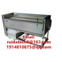Commercial food processing equipment, Fruit and Vegetable Washing Machine, food cleaning machine Manufactures
