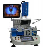 CCD Alignment System HD Touch Screen Automatic BGA Reballing Station Hot Air Chip Repair Rework Machine Manufactures