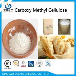 China High Viscosity CMC Food Grade Additive Sodium Carboxylmethyl Cellulose on sale