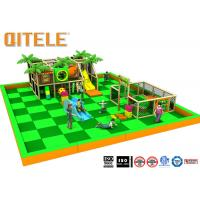 Buy cheap 12x10.5x3m custom themed design kids soft indoor playground equipment for from wholesalers