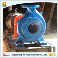 electric domestic end suction cast iron pumps Manufactures