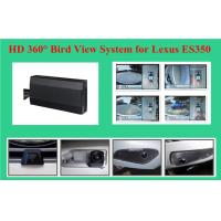 Quality Car Rearview Camera System ,360 Degree Bird View Monitoring System For Lexus ES350,four ways DVR for sale