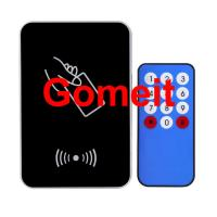Touch Keypad Standalone Rfid Electronic Door Lock , Smart Card Rfid Card Door Lock System Manufactures