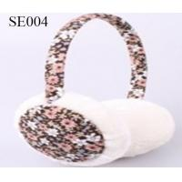 China Good style and high quality ear muffs SE004 head wear warm ear warmers ear cover on sale