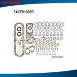 628112016 / 2417010003 DELPHI Common Rail Injector Repair Kits metal material Manufactures