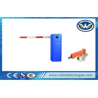 China Intelligent Automatic Car Park Barriers With 1 - 6 Meters Straight Boom For Car on sale