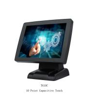 15 Inch Resistive Touch Screen POS System SSD 32G Hard Disk 1 Year Warranty Manufactures