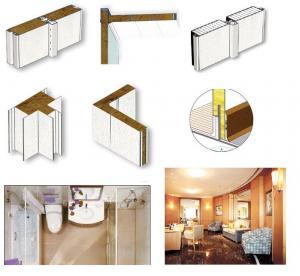 Quality Ceiling panel,lining panel, wall panel,sanitary unit, marine furniture, honeycomb panel,sandwinch panel,floating floor for sale