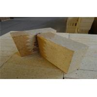 Fire Resistant Dry Pressed High Alumina Insulation Refractory Bricks , High Density Manufactures