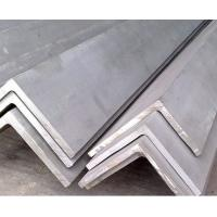 304, 304L,300 Series HRAP Hot Formed Equal Stainless Steel Angle Bars ISO Certificate For Metallurgy, Biology, Electron Manufactures