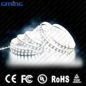 Warm White SMD 3528 LED Strip Light Waterproof 60 Led /M 12W/M 3 Years Warranty Manufactures
