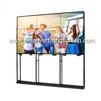 Exhibition 46 Inch 6x3 Multi LCD Advertising Screen 4k Resolution Manufactures