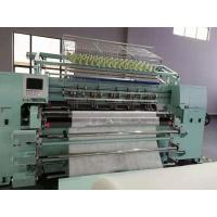 Computerized Lock Needle Quilting Machine , Bed Sheet Making Machinery Manufactures