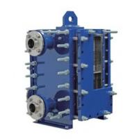 Easy Cleaning Fully Welded Plate Heat Exchanger Block Type High Efficient Manufactures