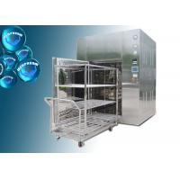 China Horizontal Dry Heat Sterilizers With Microprocessor Control System For Laboratory on sale