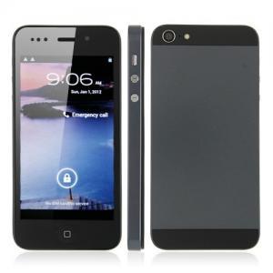 H2000 + MTK6577 RAM 512MB Mobile Phone Dual Sim 3G Unlocked Android Smartphones Manufactures