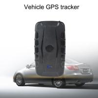 10000mAh 3g Vehicle Tracker WCDMA 850 Frequency , Gps 3G Tracking Device Manufactures