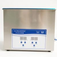 40KHz Desktop Ultrasonic Cleaner PCB Cleaning Remove Flux / Eliminate Water Damag Manufactures