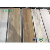 Embossed Register Wood Grain Spc Vinyl Flooring Pvc Vinyl Flooring for sale