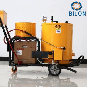 Highway Road Crack Sealing Machine Hot Melt Kettle Volume 60L 800W Manufactures