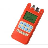 1MW Fiber Optic Power Meter Plus 1 - 5km FO Tester Visual Fault Locator Manufactures