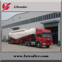 Powder Material Transport Semi-trailer/bulk Cement Semi-trailer Manufactures
