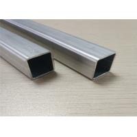 Durable Aluminum Radiator Tube For Heavy Truck Air Cooler Air Conditioning Condenser Manufactures