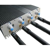 China Professional Adjustable DCS / PCS Cell Phone Signal Jammer 10 Watts - 16 Watts on sale