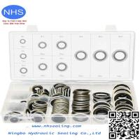 China Bonded Seal Gasket with SGS RoHS FDA Certificates AS568 Standard (BONDED-SEAL-0002) on sale
