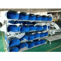 Quality Custom Mold Pvc Vacuum Forming ABS Plastic Machine Cover / Shell Long Life for sale