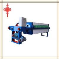 Mechanical Compact Filter Press(Series 630) Manufactures