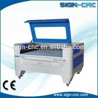 SIGN 1390 laser wood cutting machine ! Cutting for wood / plastic and acrylic and other non-metal Manufactures