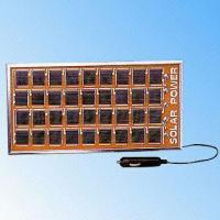 High-power Solar Car Battery Charger, Provides Faster Trickle Charge at Rate of 3 Times Manufactures