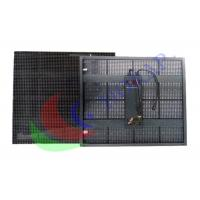 Full Color 16mm Dj Led Curtain , Stage Front Service Led Screen Curtain  256 * 256mm Manufactures