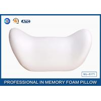 Classical Saddle Shape Memory Foam Seat Cushion To Protect Waist , Eco-Friendly Manufactures
