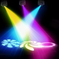 11 channels led mini moving head manual factory directly sale 60w gobo stage light Manufactures