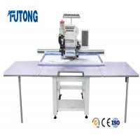 China Big embroidery area high speed single head computerized embroidery machine with beads and sequin device on sale